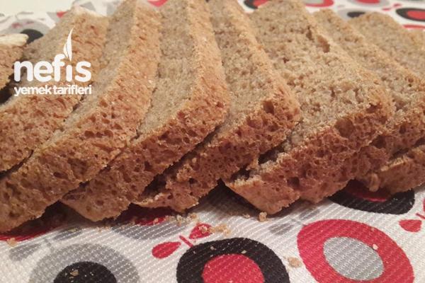 Bebek Ekmeği Tarifi ( Ekmek Yapma Makinesinde) 3