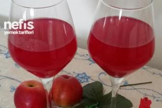 Elmalı Kırmızı İçecek Tarifi