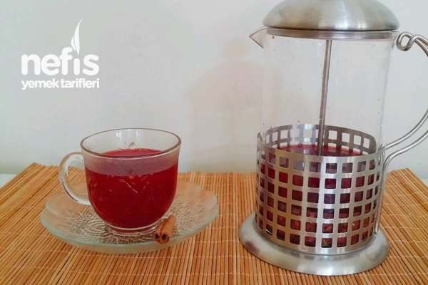 Şifalı Çay (Kış Çayı) Tarifi