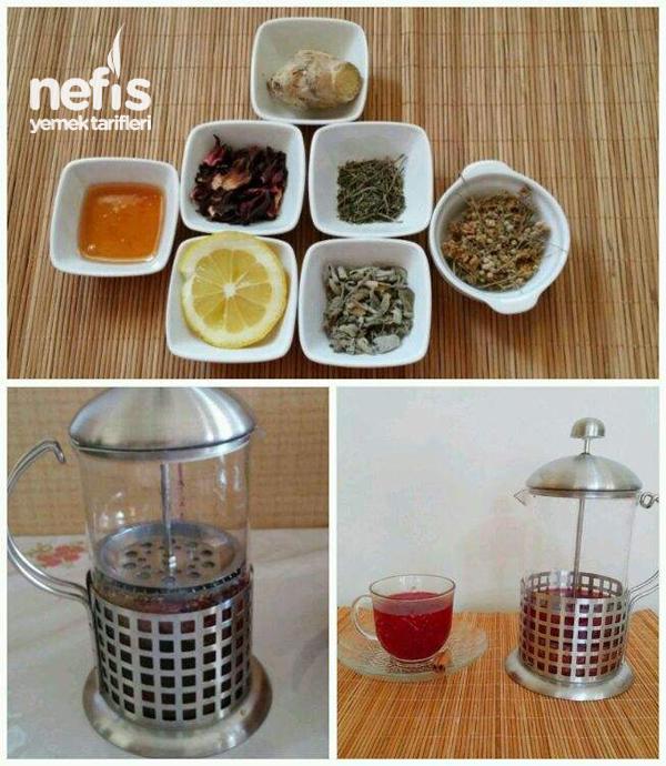 Şifalı Çay (kış Çayı) 1