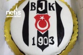 Şeker Hamurlu Beşiktaş Pastası Tarifi