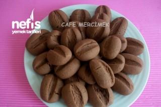 Kahve Çekirdeği Kurabiye ( Nescafeli ) Tarifi