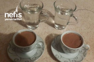 Nutellalı Türk Kahvesi Yapımı Tarifi