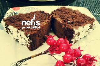 Unsuz Kakaolu Kek (Hazır Kek Tadında) Tarifi