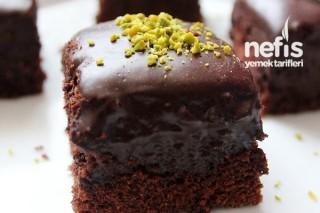 Çikolatalı Islak Kek Yapımı Tarifi
