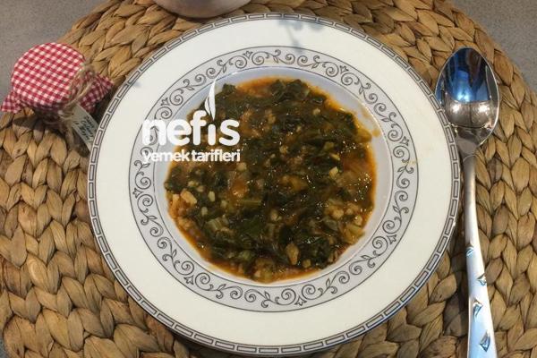 Pazı Yemeği Tarifi (videolu)