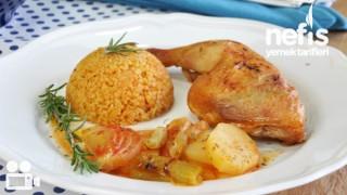 Fırında Tavuk But Nasıl Pişirilir?