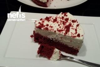 Red Velvet (Kırmızı Kadife Kek) Tarifi