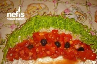 Karpuz Salata Yapımı Tarifi