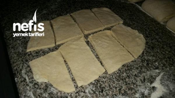 Margarinli Mayalı Açma