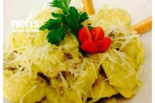 Tortellini ( Parmesan Ve Pestolu) Tarifi