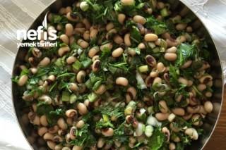 Diyetlik Börülce Salatası Tarifi