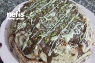Kolay Köstebek Pasta Tarifi