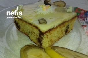Tepside Kolay Yaş Pasta Tarifi
