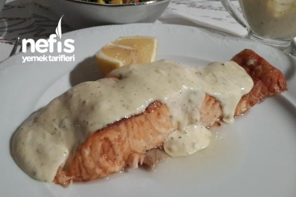 Hardal Soslu Somon Balığı