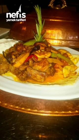 Kirde Kebabı (Osmanlı Saray Mutfağı)