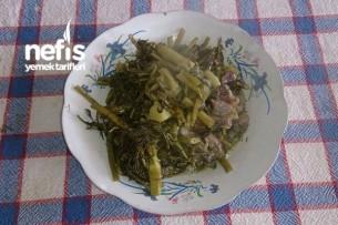 Marata (Arapsaçı) Yemeği Tarifi