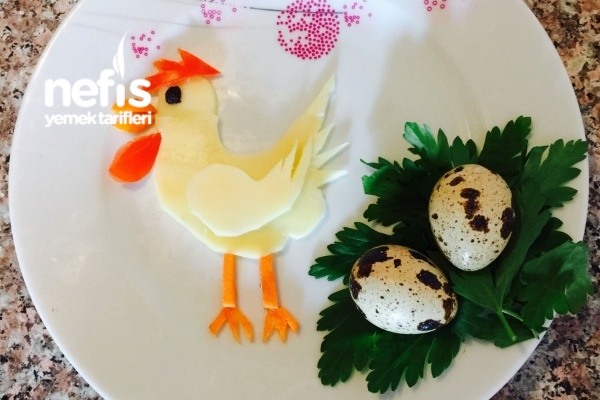 Yumurtlayan Tavuk Tarifi