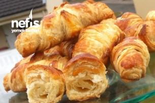 Gerçek Fransız Kruvasan ( Recette De Croissant ) Tarifi