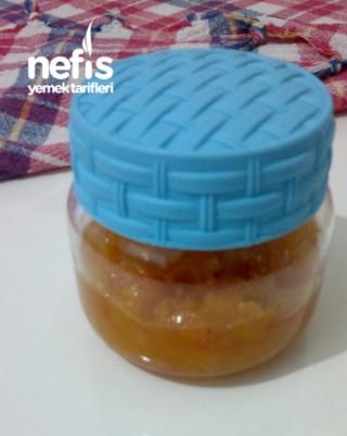 Portakal Reçeli (Kabukları İle)