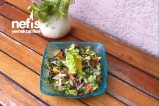 Rezene Salatası Tarifi