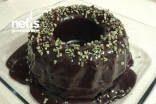 Çikolata Şelalesi (çikolata Soslu Kakaolu Kek)