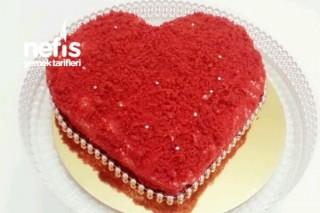 Kırmızı Kadife Kek