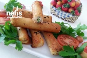 Tost Ekmeği Böreği Yapımı