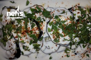 Kabak Ve Patlıcan Salatası Tarifi
