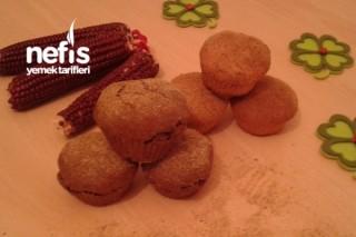 Muffin Kalıpta 3 2 1 Poğaça (Çikolatalı Ve Sade) Tarifi