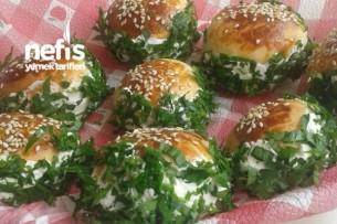 Saçaklı Mini Sandviçler (Pastane Saçaklısı) 77