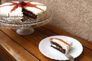 Beyaz Rüyam Yaş Pasta Tarifi