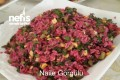 Mor Pirinç Salatası