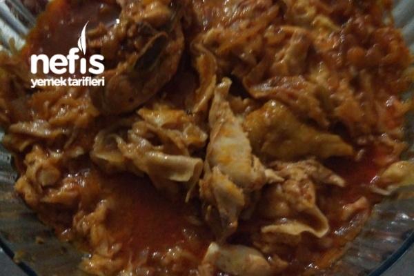 Tavuk İşgenesi Tarifi