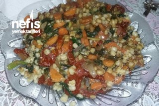 Yarma Salatası Tarifi