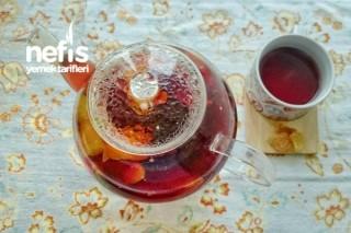 Zencefil Fantazisi Çay Tarifi