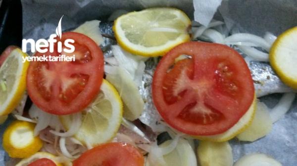 Zeytinyağlı Sebzeli Çipura