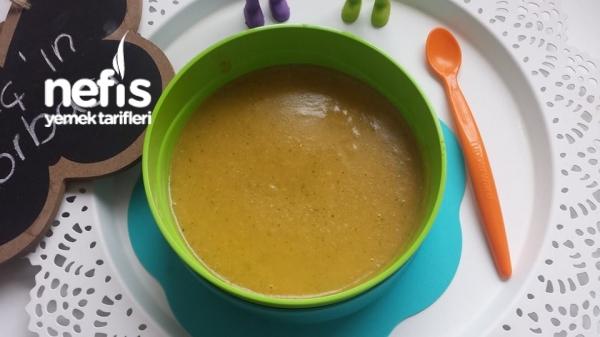 Bebek Sebze Çorbası (+ 6 ay)