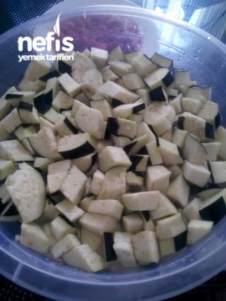 Fırında Patlıcan Graten