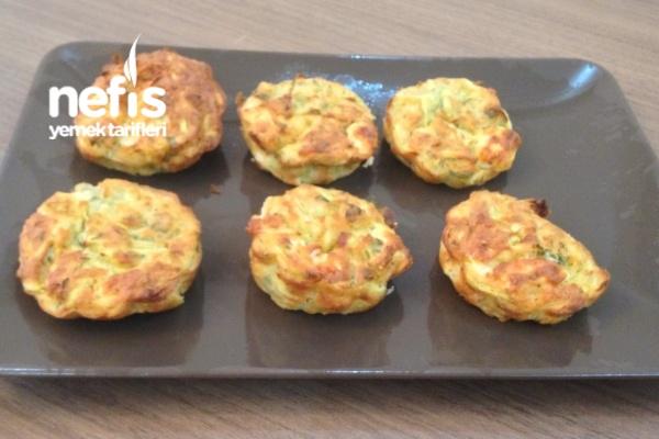 Peynirli Muffin Mücver