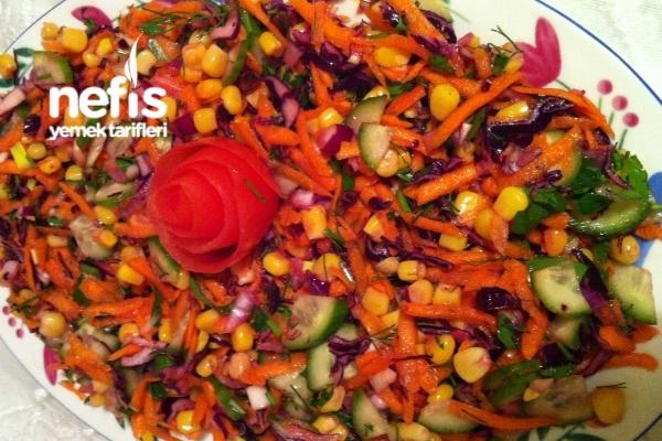 Türlü Sık Salata