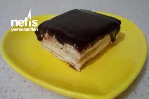 Çikolatalı Bisküvili Tatlı Tarifi