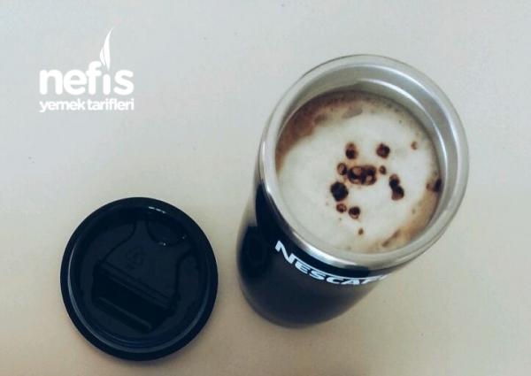 Sütlü Köpüklü Kahve (Home Made Latte)