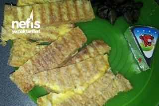 Tostta Yumurtalı Ekmek Kahvaltımız 12+ Tarifi
