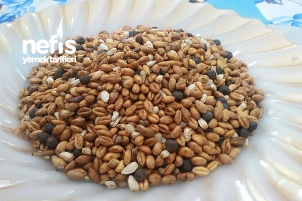 Çedeneli Buğday Kavurması (Eskilerin Çerezi)