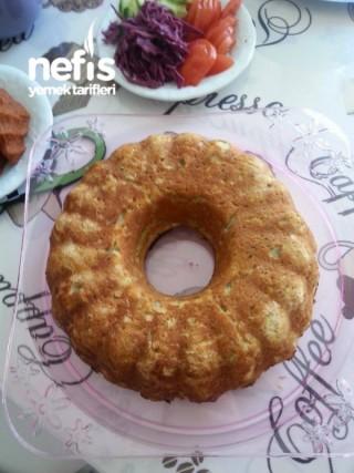 Dereotlu Peynirli Tuzlu Kek