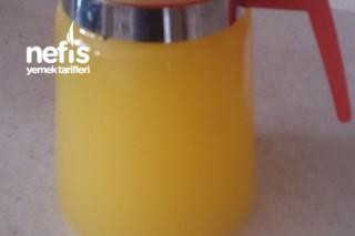 Limonata(1 portakal 1 limon  mandalina) Tarifi
