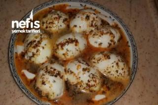 Haşlanmış Yumurtadan Çılbır Tarifi