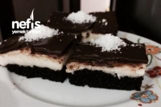 Çikolatalı Şerbetli Kek Tarifi