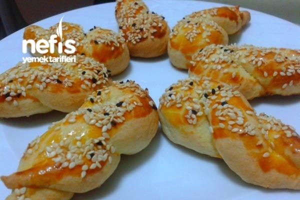 Pastane Usulü Kuru Pasta Tarifi